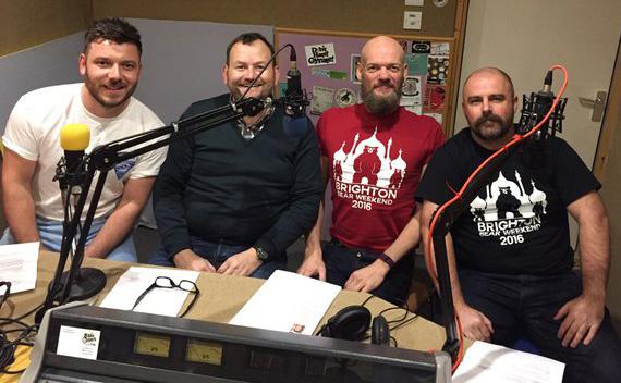 Radio Reverb, 11 February 2016