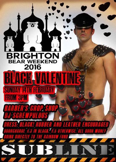 Black Valentine poster