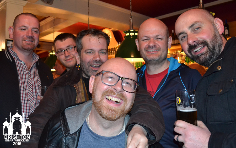 Brighton Bear Weekend Quiz, 24 March 2016