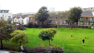 Dorset Gardens