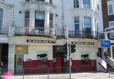 Brighton Sauna