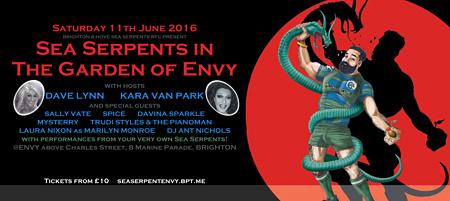 Sea Serpents in the Garden of Envy