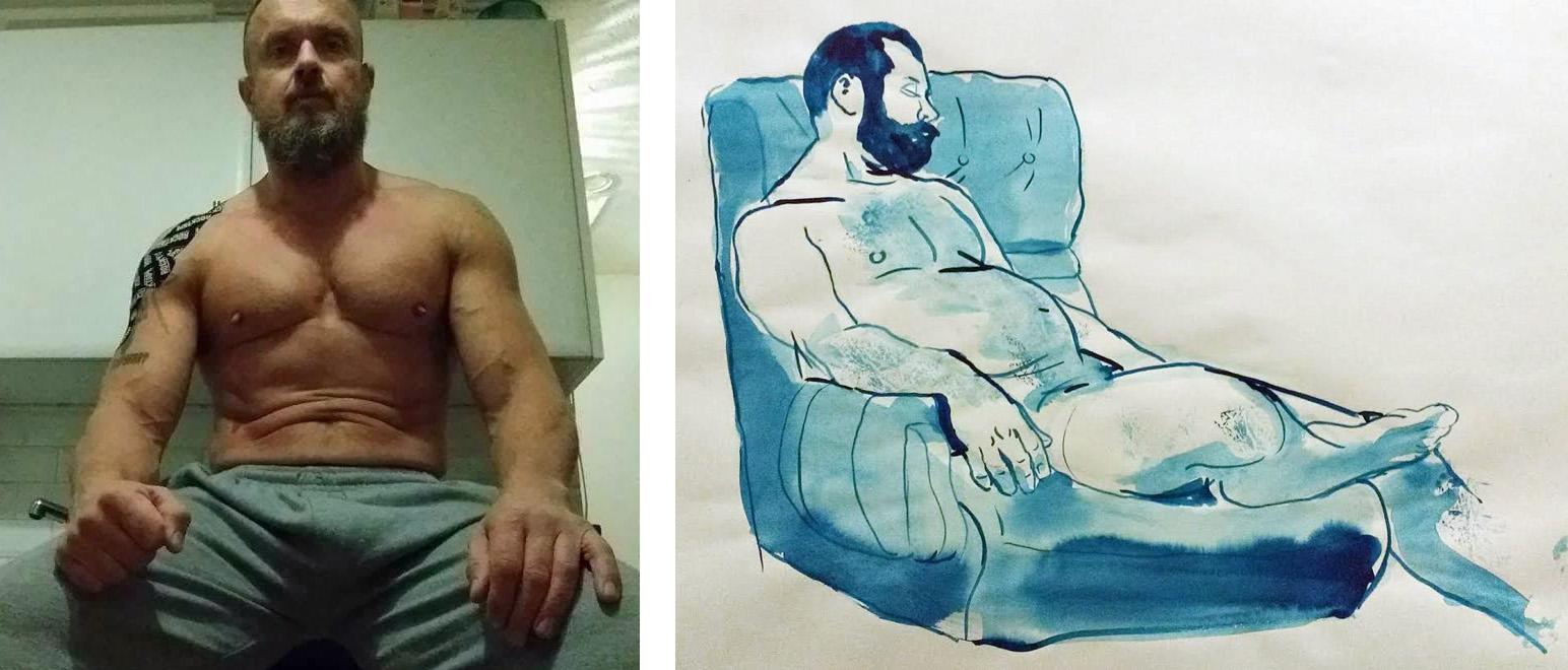 Ian Shepherd (Brighton Draws Men)