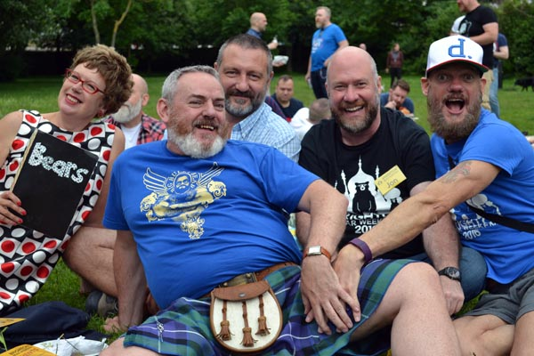 BBW 2016 picnic