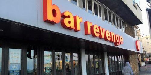 Bar Revenge, Brighton