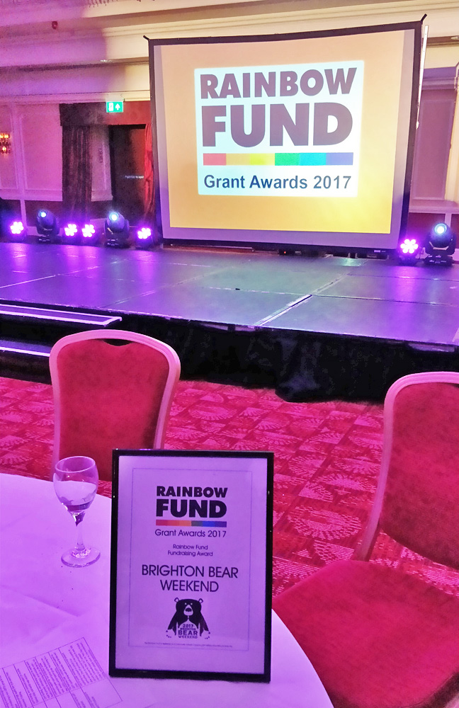 Rainbow Fund Awards 2017