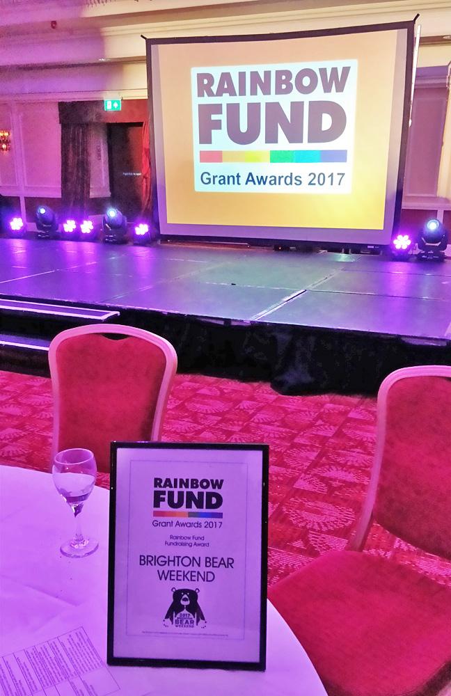 Rainbow Fund Awards 2017