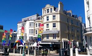Amsterdam Bar and Kitchen, Brighton