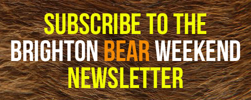 Subscribe to the Brighton Bear Weekend newsletter