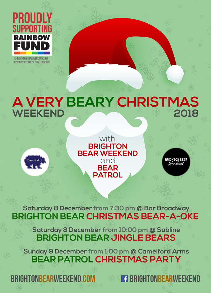 A Very Bear Christmas 2019