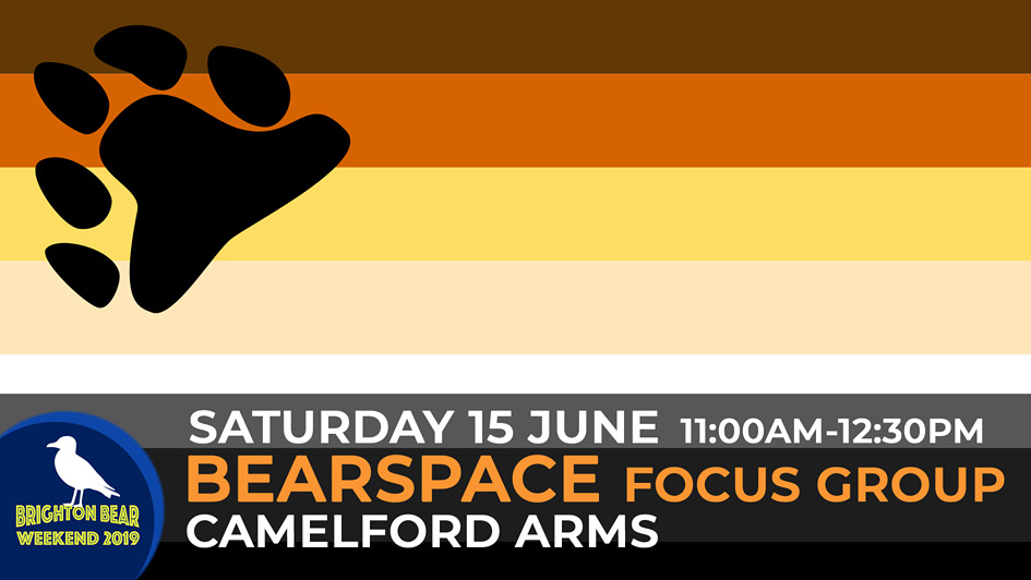 Bearspace Focus Group, Saturday 15 June, 11:00 am to 12:30 pm