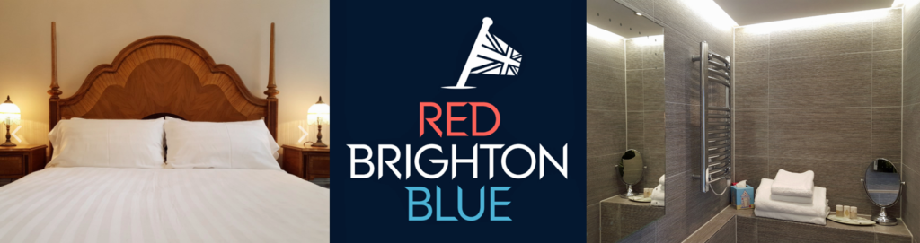 Red Brighton Blue guest house