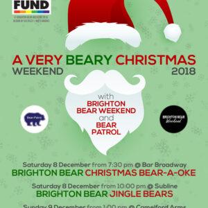 A Very Bear Christmas 2019