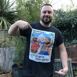 BBW 2020 10th Anniversary T-Shirt by Bobo Bear
