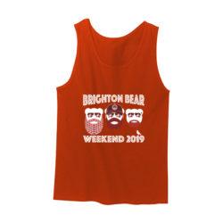 Red Brighton Bear Weekend 2019 vest