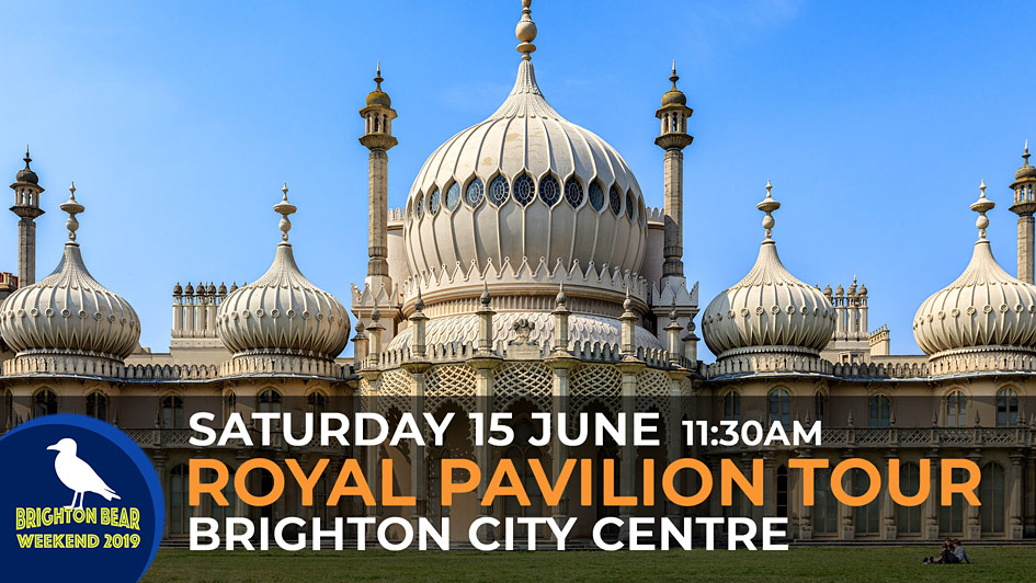 Royal Pavilion Tour, Saturday 15 June, 11:30am